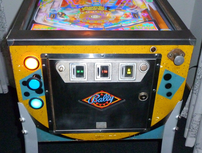 how to build your own pinball machine