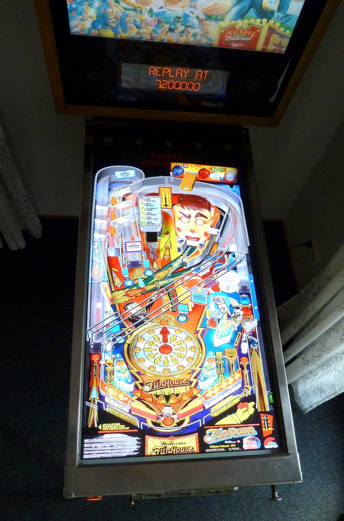 Homemade Virtual Pinball Vpin